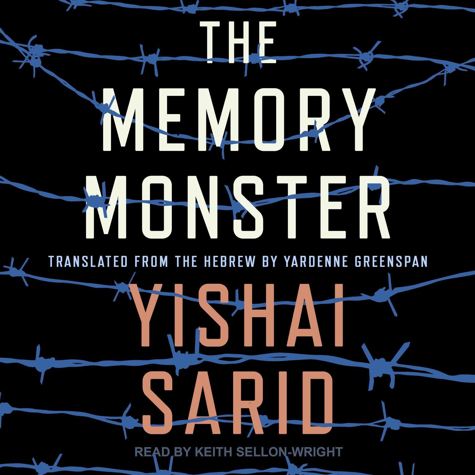 The Memory Monster Audiobook, by Yishai Sarid