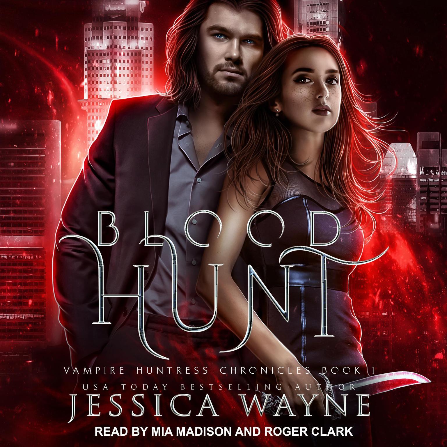 Blood Hunt Audiobook, by Jessica Wayne