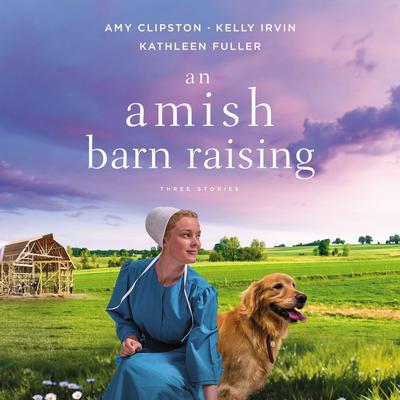 An Amish Barn Raising: Three Stories Audiobook, by