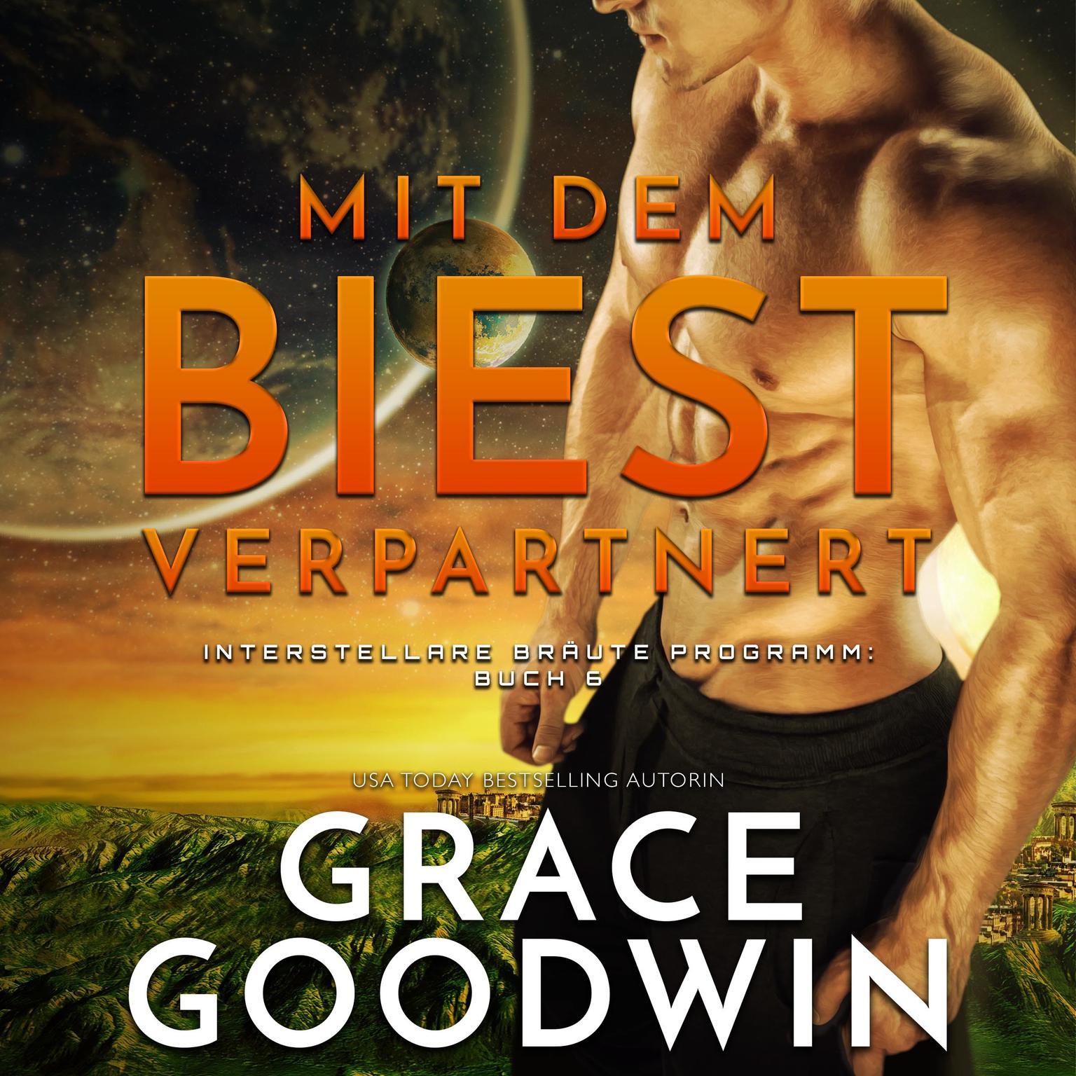 Mit dem Biest verpartnert Audiobook, by Grace Goodwin