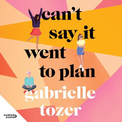 Cant Say it Went to Plan Audiobook, by Gabrielle Tozer