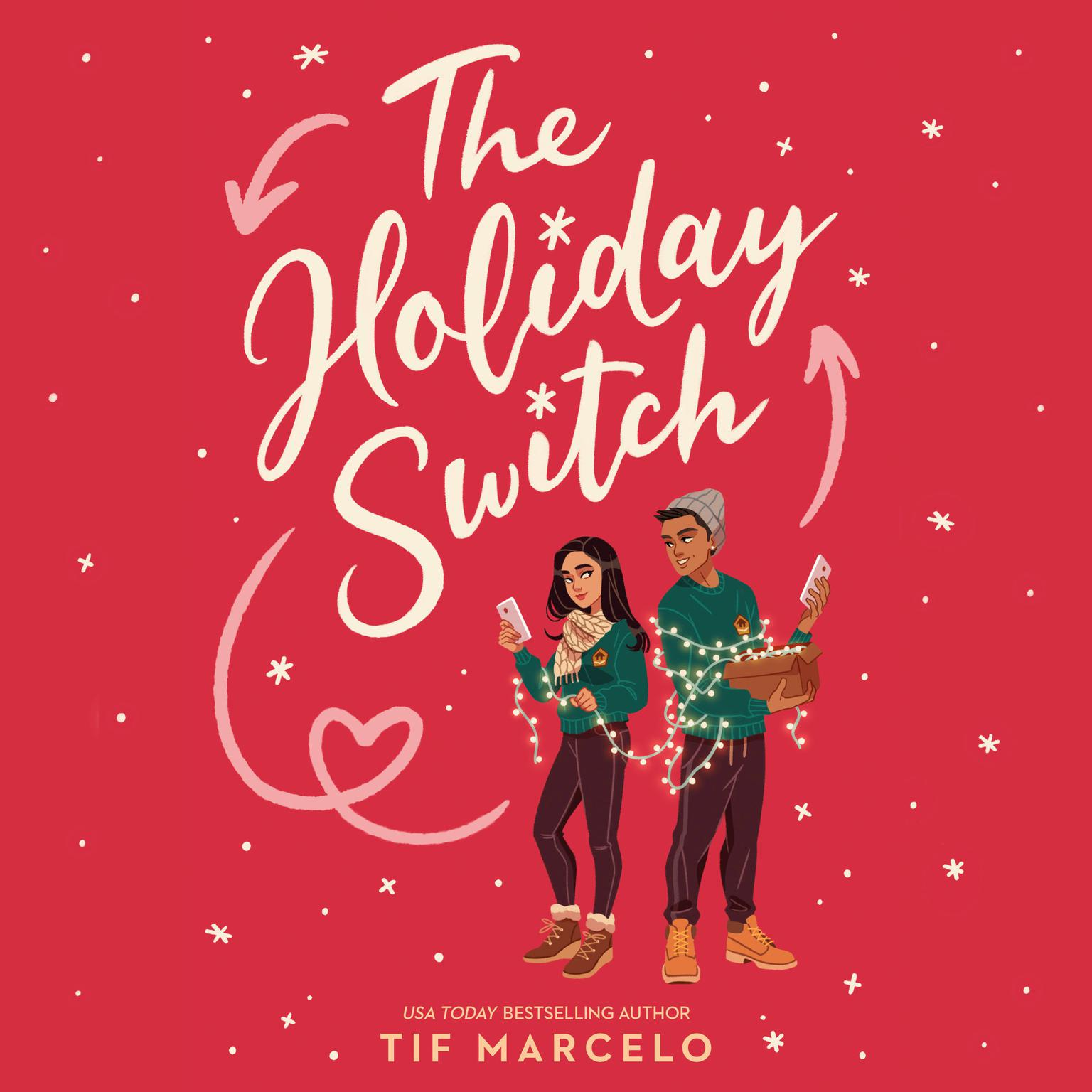 The Holiday Switch Audiobook, by Tif Marcelo