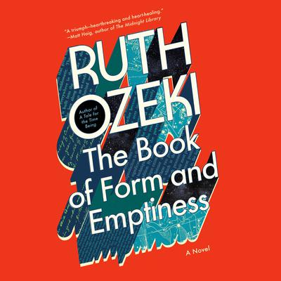The Book of Form and Emptiness: A Novel Audiobook, by