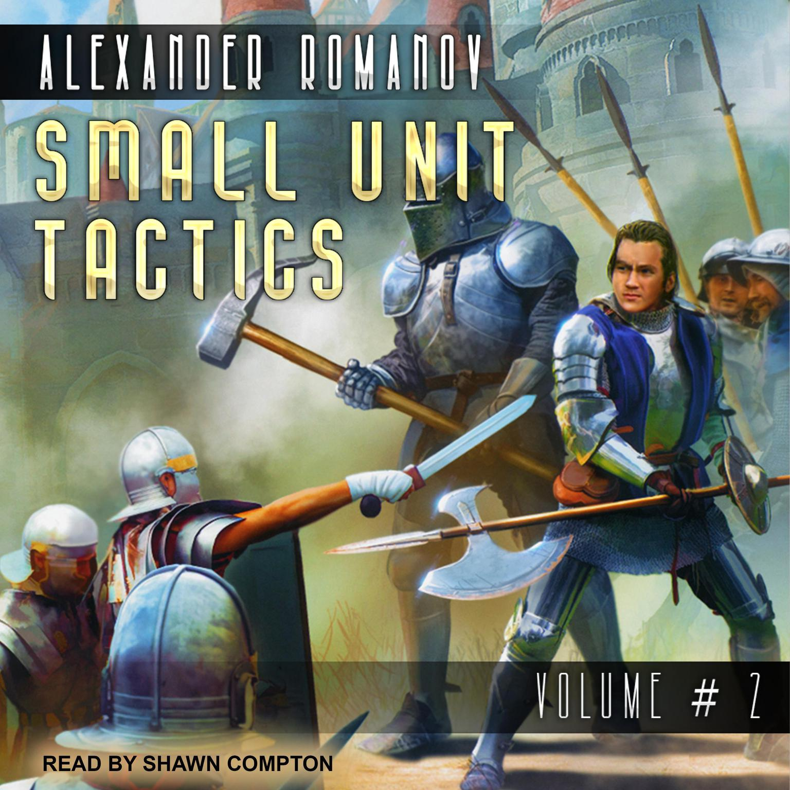 Small Unit Tactics Audiobook, by Alexander Romanov