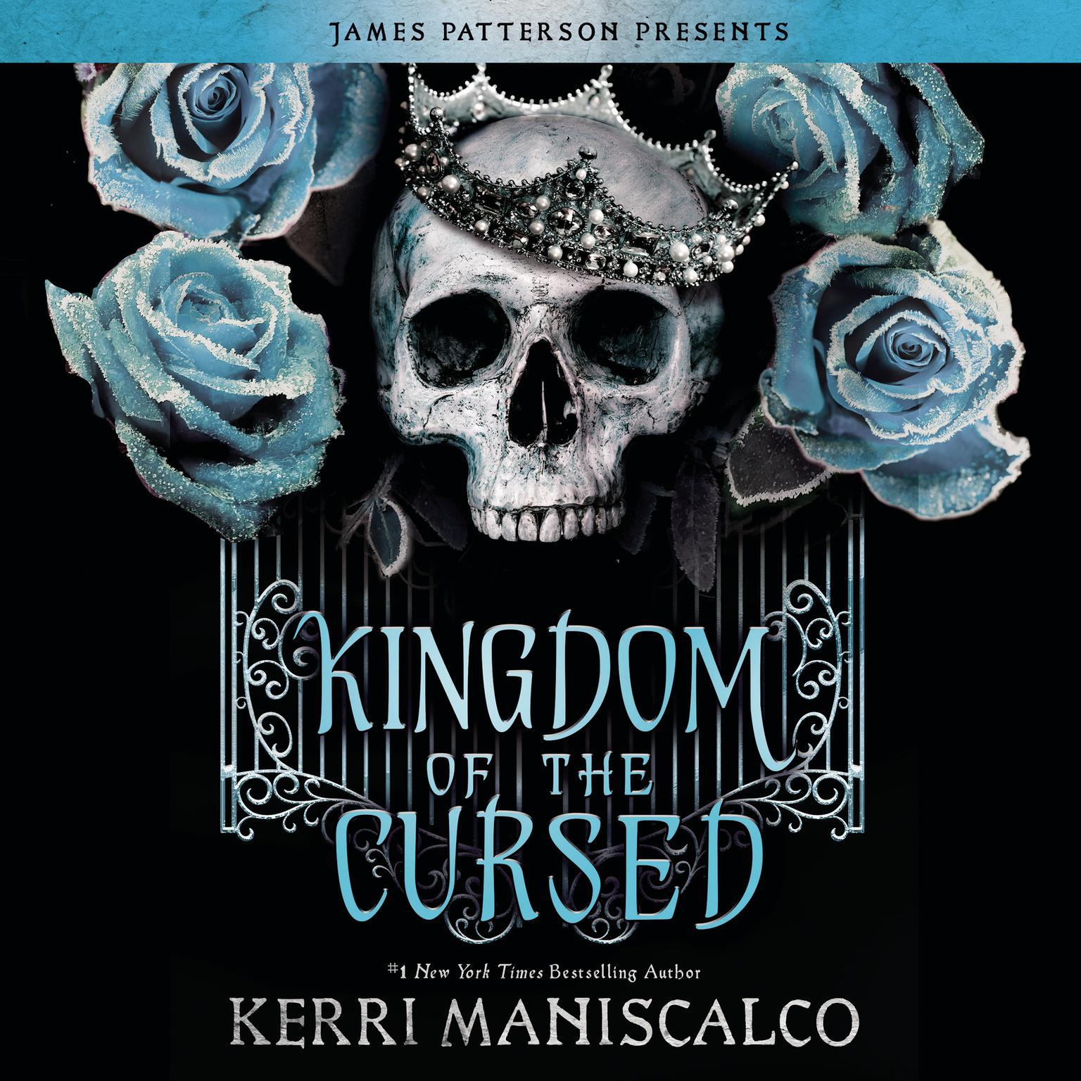 Kingdom of the Cursed Audiobook, by Kerri Maniscalco