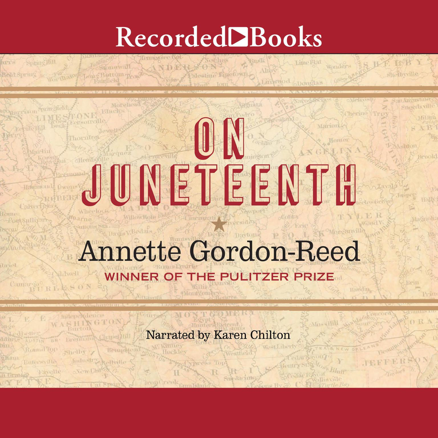 On Juneteenth Audiobook, by Annette Gordon-Reed