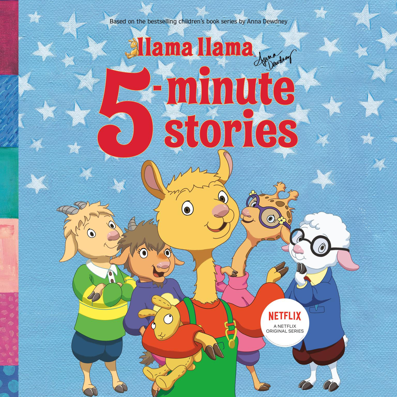 Llama Llama 5-Minute Stories Audiobook, by Anna Dewdney