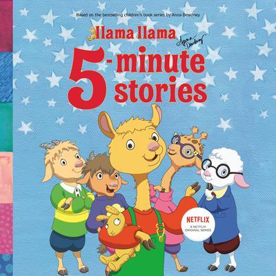 Llama Llama 5-Minute Stories Audiobook, by