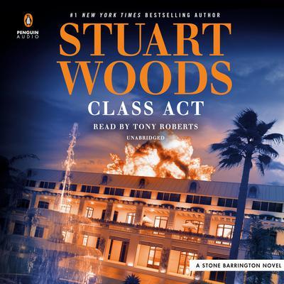 Class Act Audiobook, by Stuart Woods