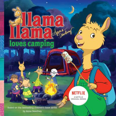 Llama Llama Loves Camping Audiobook, by