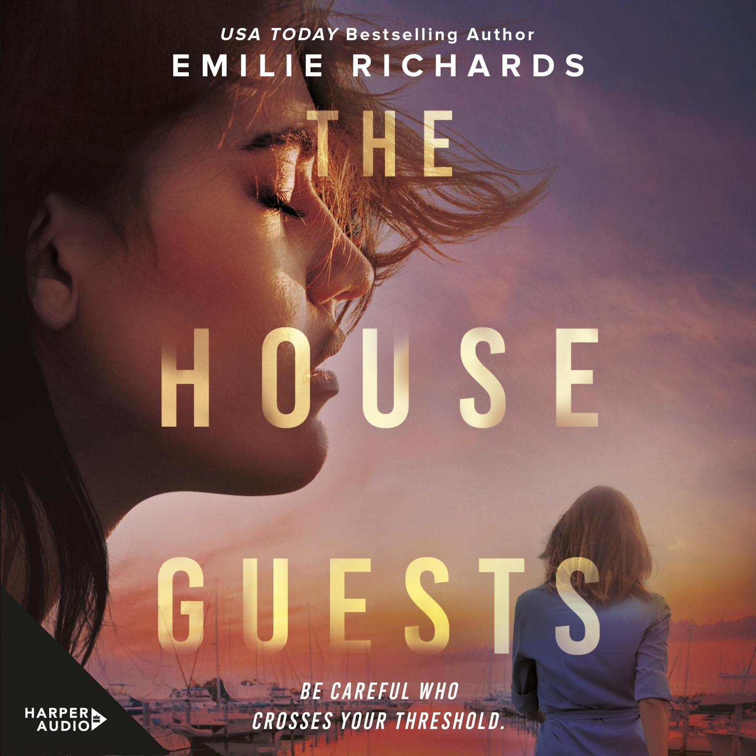 The House Guests Audiobook, by Emilie Richards