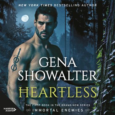 Heartless Audiobook, by Gena Showalter