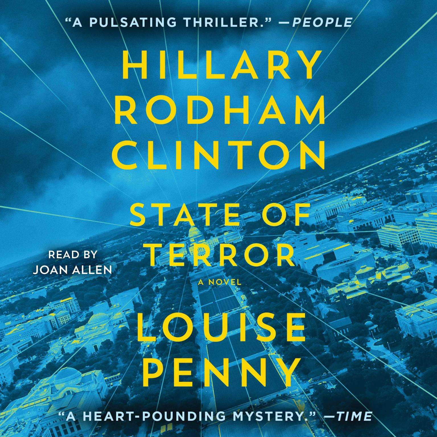 State of Terror: A Novel Audiobook, by Louise Penny