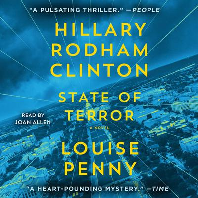 State of Terror: A Novel Audiobook, by