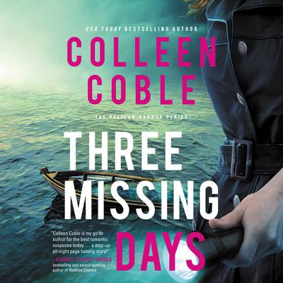 Three Missing Days Audiobook, by