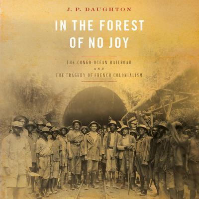 In the Forest of No Joy: The Congo-Océan Railroad and the Tragedy of French Colonialism Audiobook, by J. P. Daughton