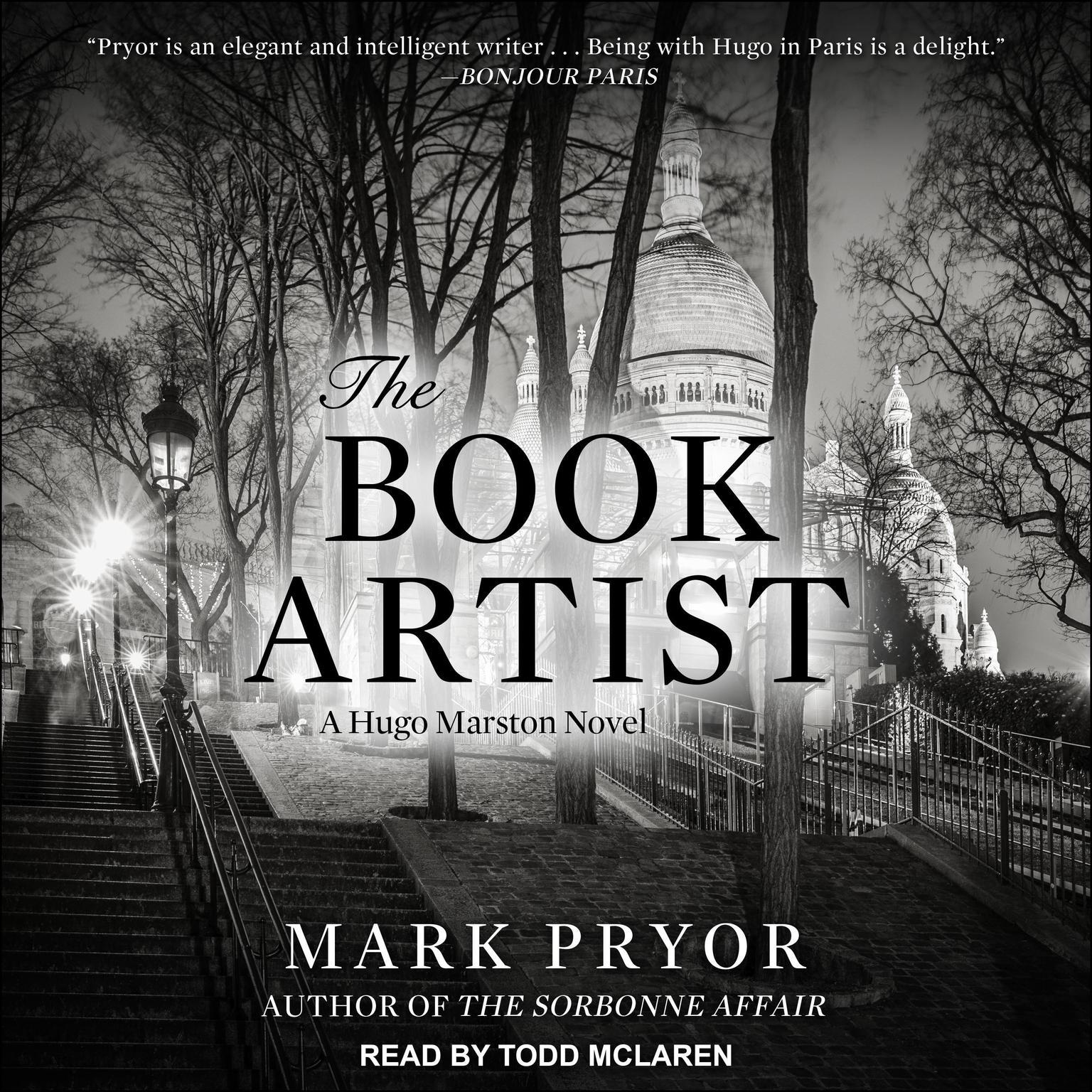 The Book Artist Audiobook, by Mark Pryor