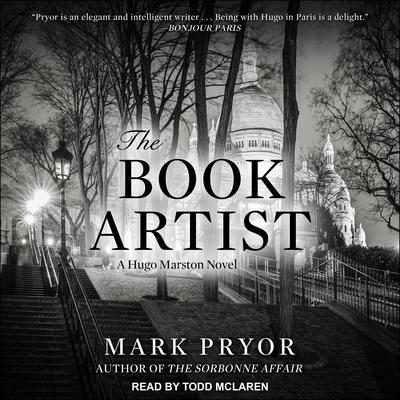 The Book Artist Audiobook, by