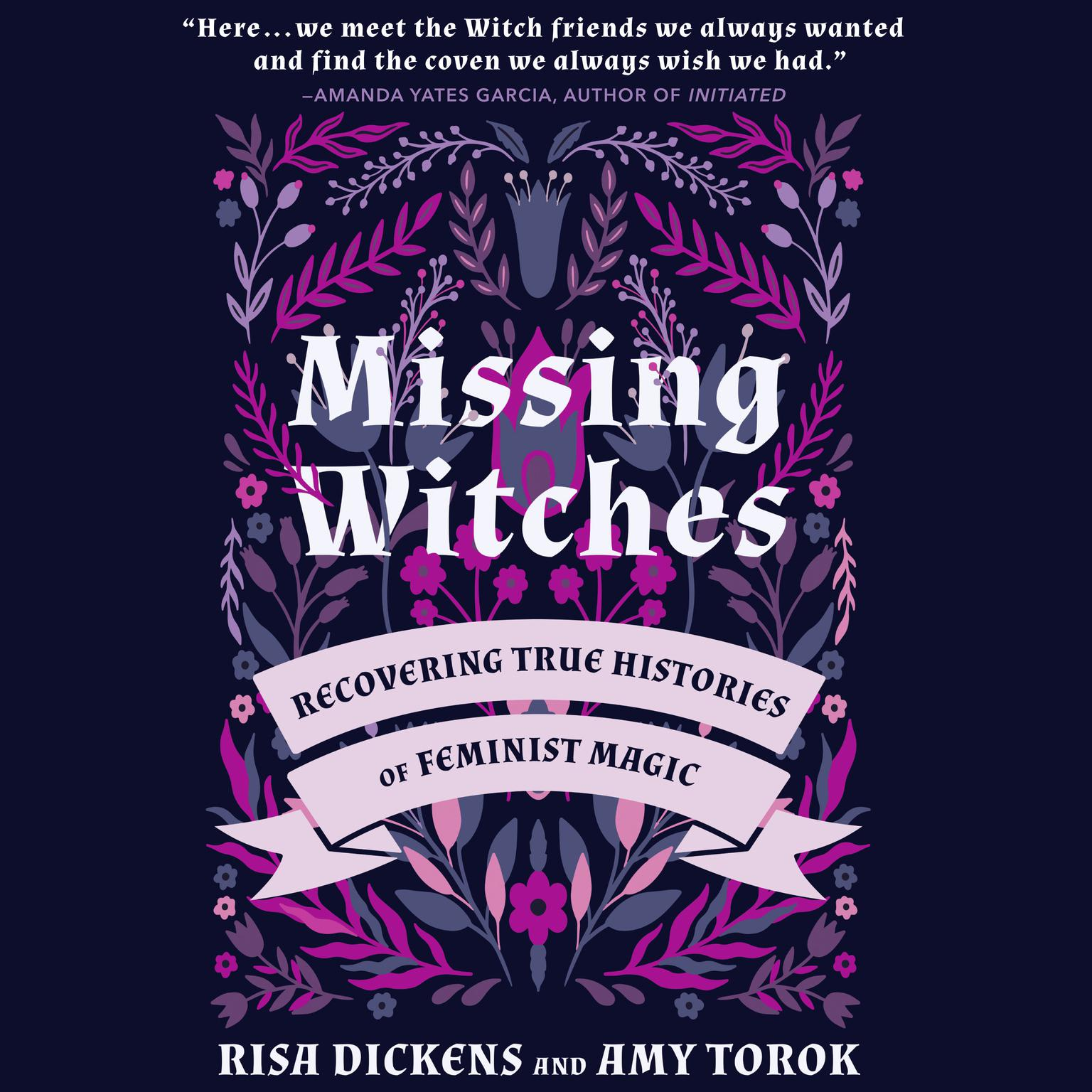 Missing Witches: Recovering True Histories of Feminist Magic Audiobook, by Amy Torok