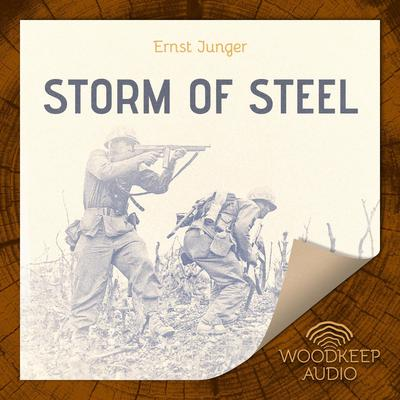 The Storm of Steel Audiobook, by Ernst Junger