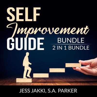 Self-Improvement Guide Bundle, 2 IN 1 Bundle: Productivity Plan and Do Better  Audiobook, by Jess Jakki