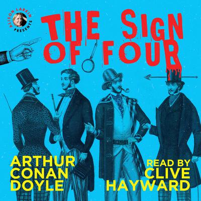 The Sign of Four: With the Bonus Story, The Yellow Wallpaper Audiobook, by