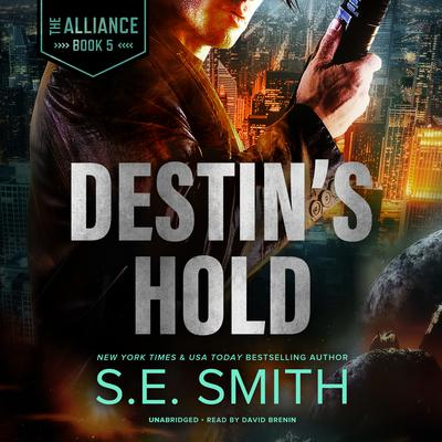 Destins Hold Audiobook, by