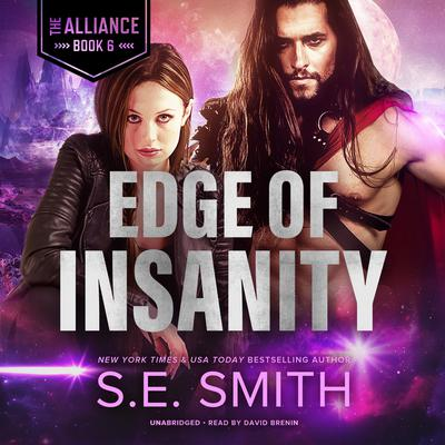 Edge of Insanity Audiobook, by