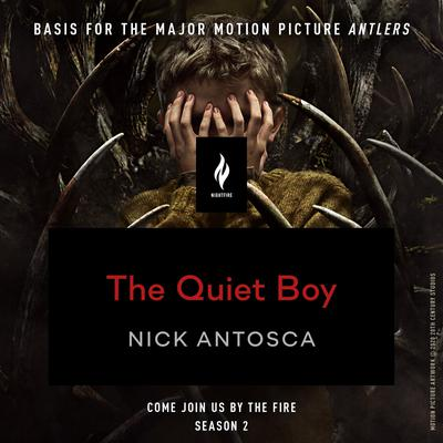 The Quiet Boy: A Short Horror Story Audiobook, by