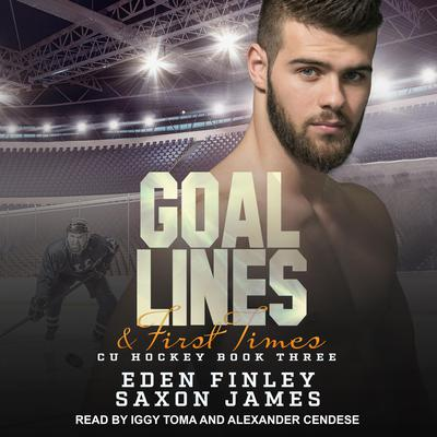 Goal Lines & First Times Audiobook, by