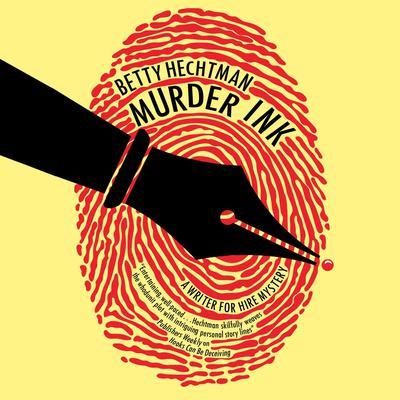 Murder Ink Audiobook, by Betty Hechtman