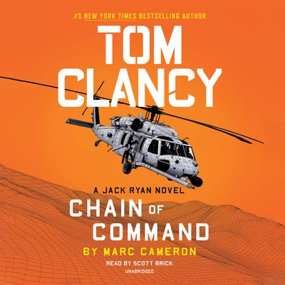 Tom Clancy Chain of Command Audiobook, by