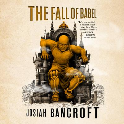 The Fall of Babel Audiobook, by