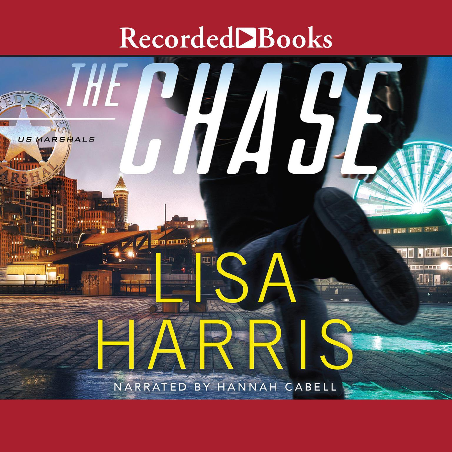 The Chase Audiobook, by Lisa Harris