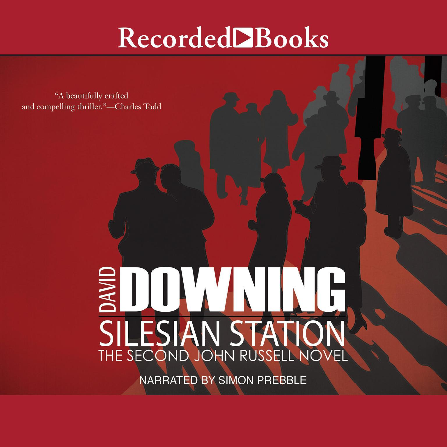 Silesian Station Audiobook, by David Downing
