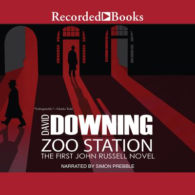 Zoo Station Audiobook, by