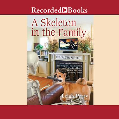 A Skeleton in the Family Audiobook, by