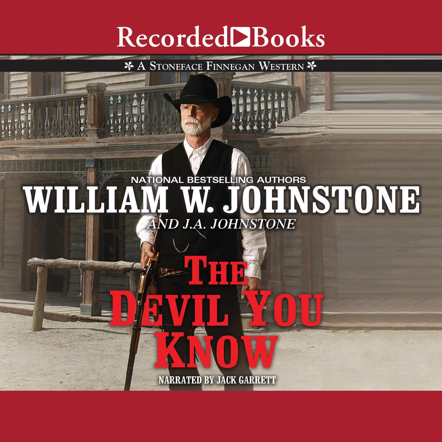 The Devil You Know Audiobook, by William W. Johnstone