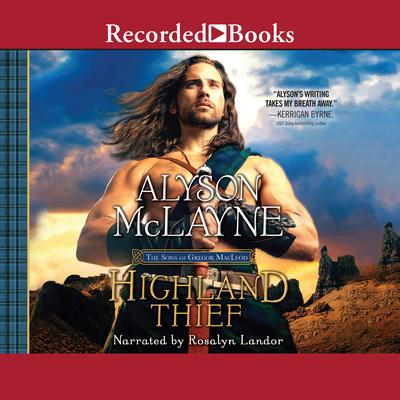 Highland Thief Audiobook, by