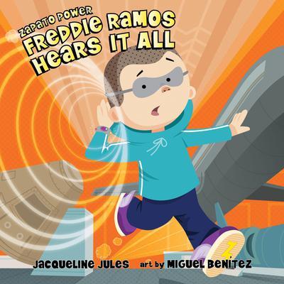 Freddie Ramos Hears It All Audiobook, by