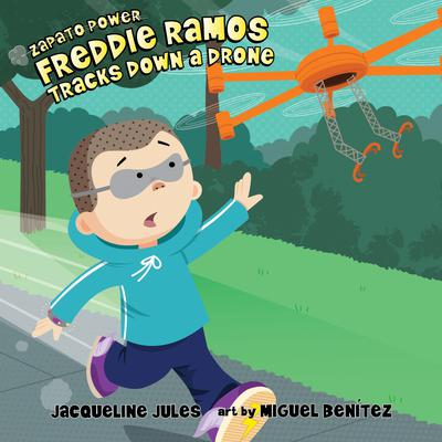 Freddie Ramos Tracks Down a Drone Audiobook, by