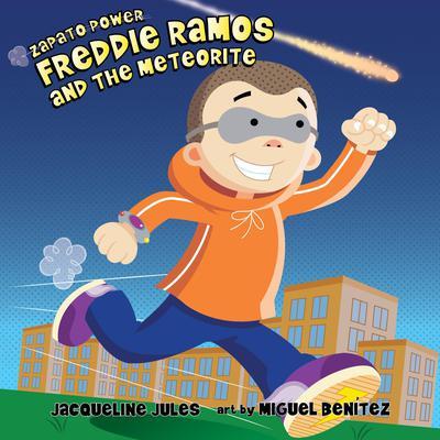 Freddie Ramos and the Meteorite Audiobook, by