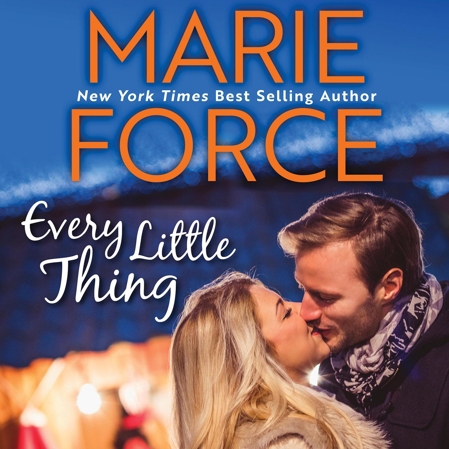 Every Little Thing Audiobook, by Marie Force