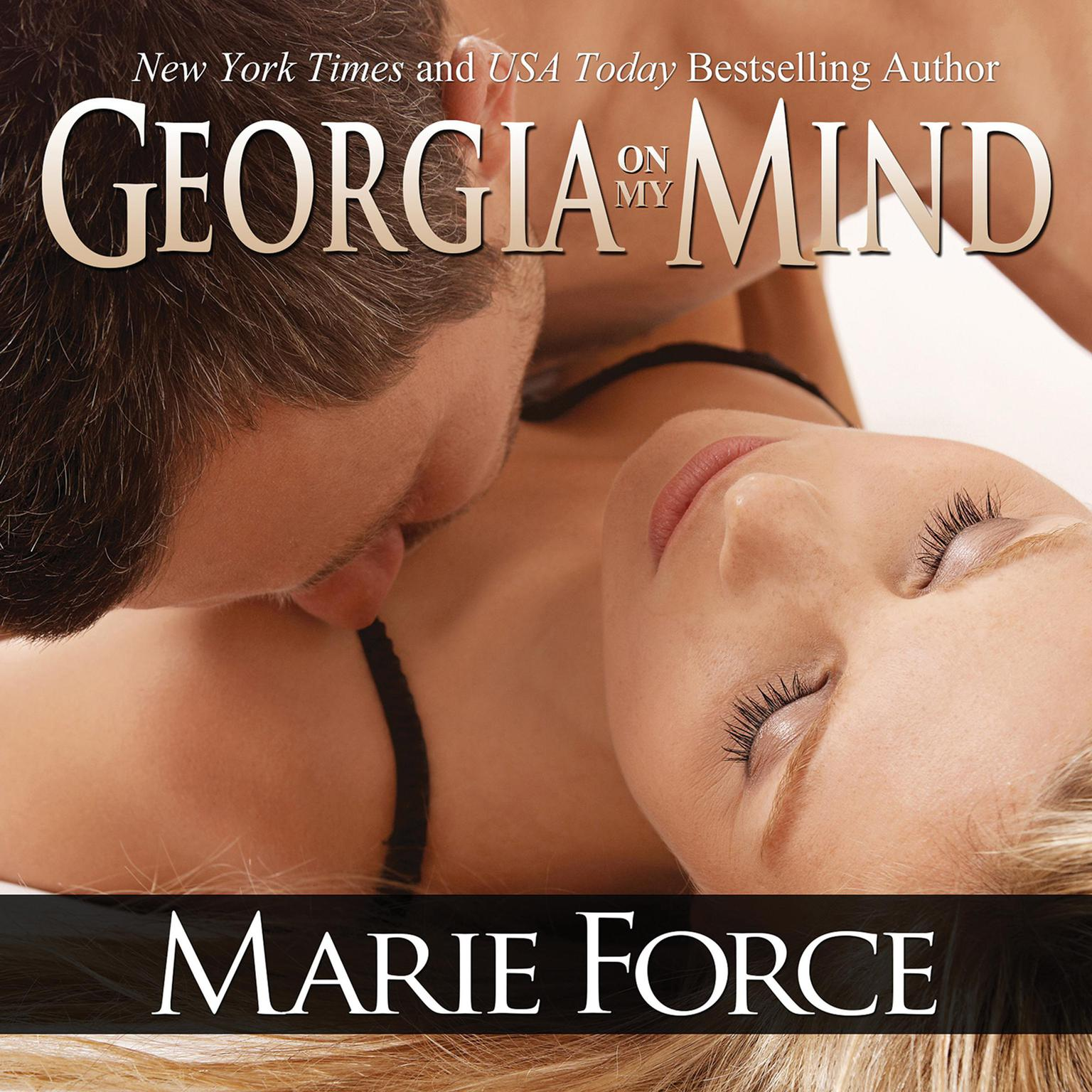 Georgia on My Mind Audiobook, by Marie Force