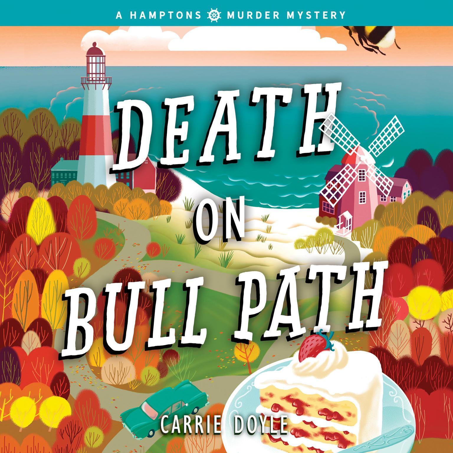 Death on Bull Path Audiobook, by Carrie Doyle