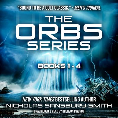The Orbs Series Box Set: Books 1–4 Audiobook, by
