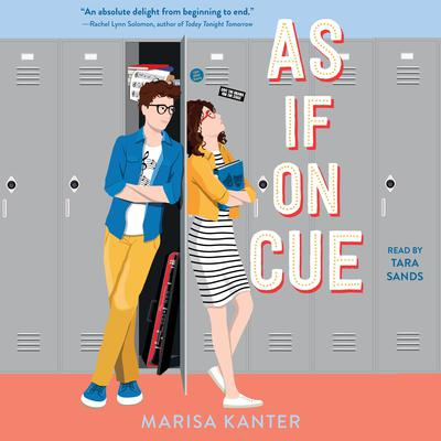 As If on Cue Audiobook, by Marisa Kanter