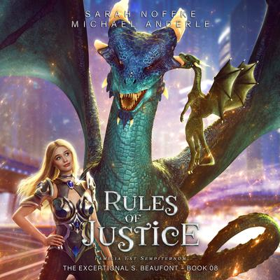 Rules of Justice Audiobook, by