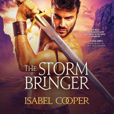 The Stormbringer Audiobook, by Isabel Cooper
