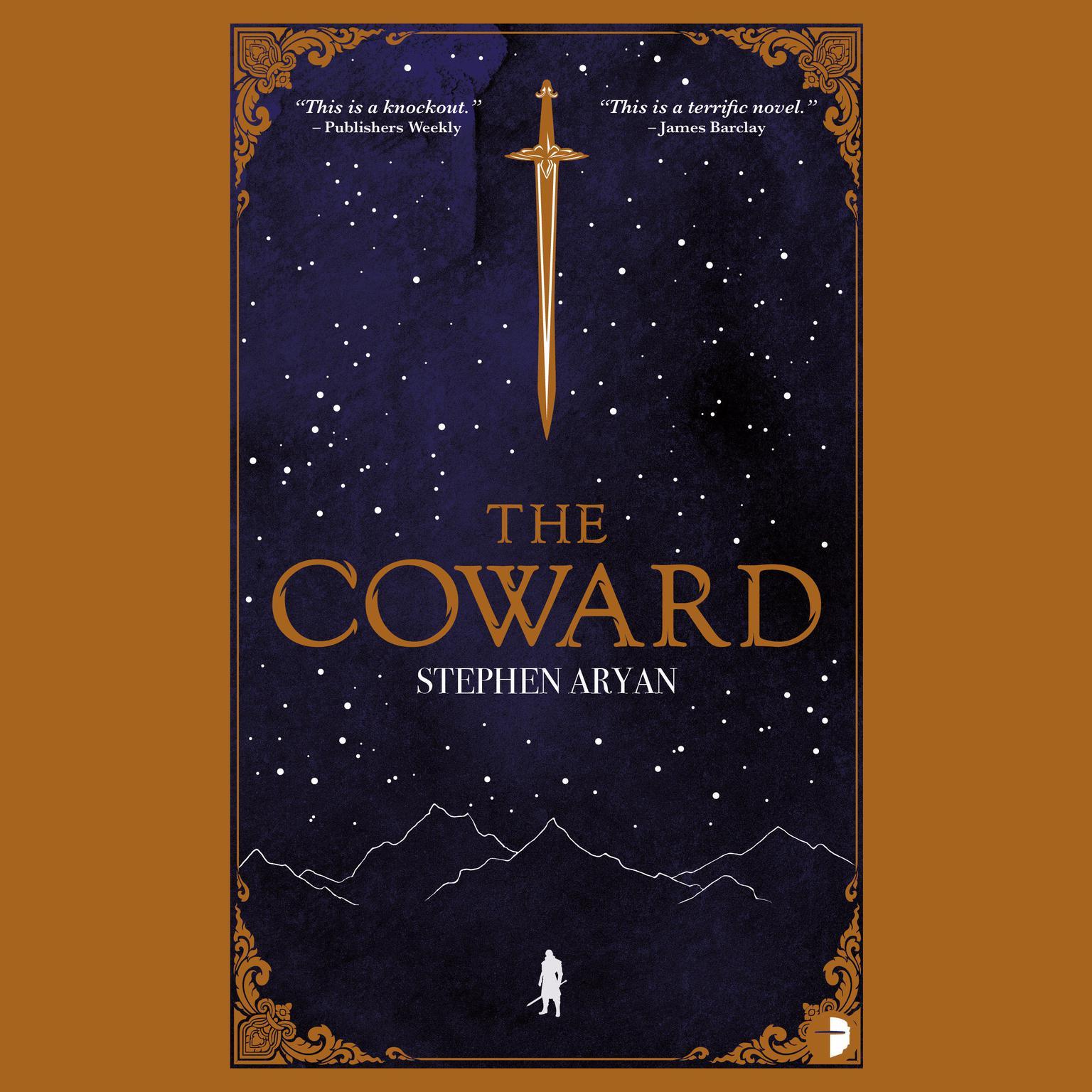 The Coward Audiobook, by Stephen Aryan